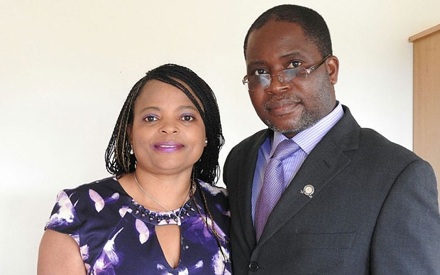 Dr Sylvester Nyatsuro with wife Veronica Nyatsuro 1.jpg