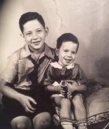 larry-sanders-bernie-sanders-circa-1940s