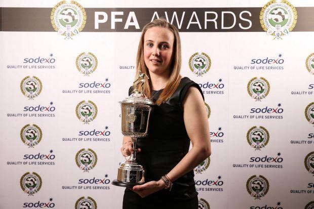 pfa player awards
