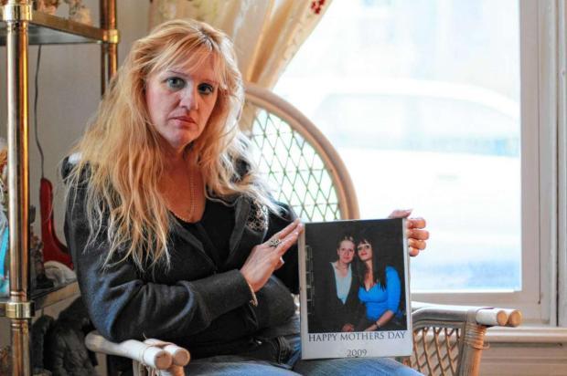 Mari Gilbert, the mother of escort Shannan Gilbert