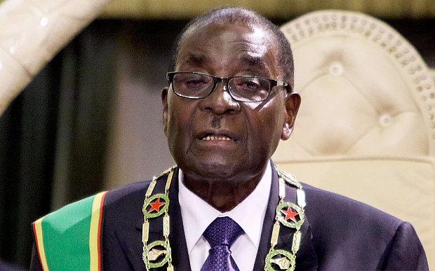 Robert Mugabe7