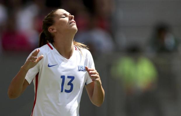 Alex Morgan misses first penalty kick.jpg