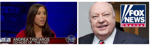 Andreas Tanteros vs Roger Ailes and FOX1