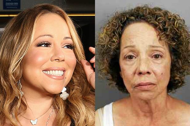 Mariah and Alison Carey6