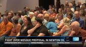 Residents of Newton County, voice their oppositions to a proposed mosque1