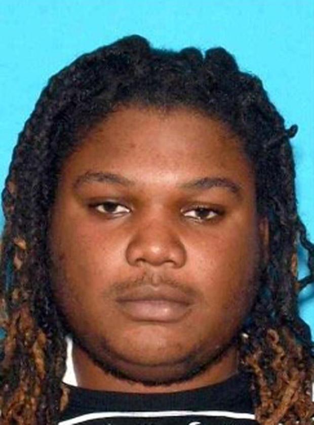 Robbery suspect Casey Joseph Robinson1