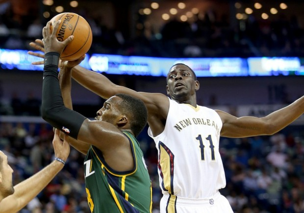 Jrue playing for Pelicans2
