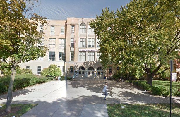Dewitt was a teacher Hancock High School1.jpg