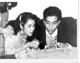 Hema Sakhrani and fiance, Shaleen Wadhwani1.png