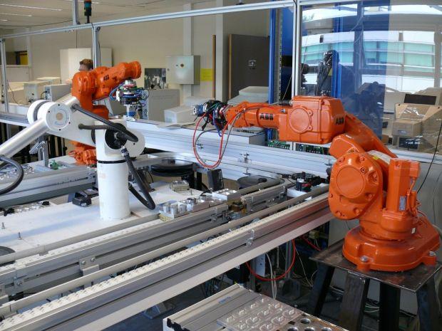 ABB robot in Nord-Pas-de-Calais, France .jpg