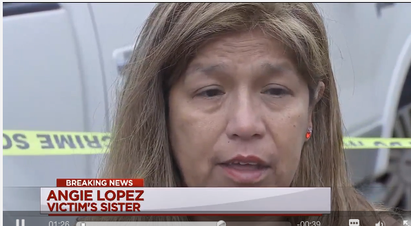 Dulce Everts' sister. Angie Lopez1.png