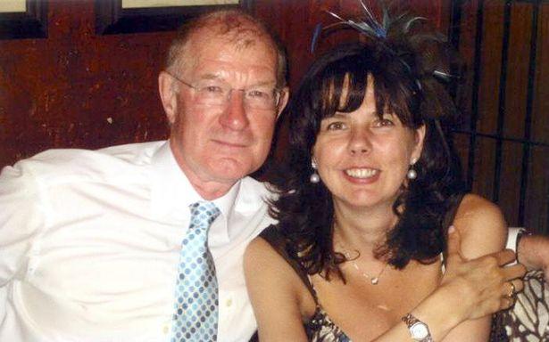 Helen Bailey with late husband, John Sinfield.jpg
