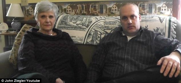 Jeffrey Sandusky (right], with his mom, Dottie Sanduski1.jpg