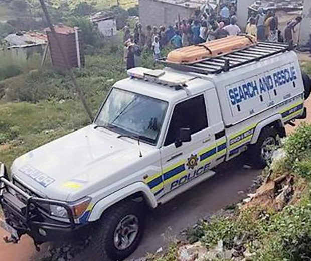 South African police are investigating the farm attack in Dullestrom.jpg