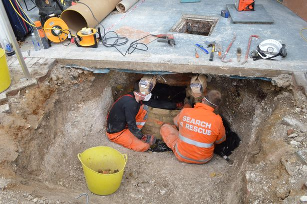 The remains of Helen Bailey was discovered three months after her disappearance in the cess pit in her own home, buried along with her dog .jpg