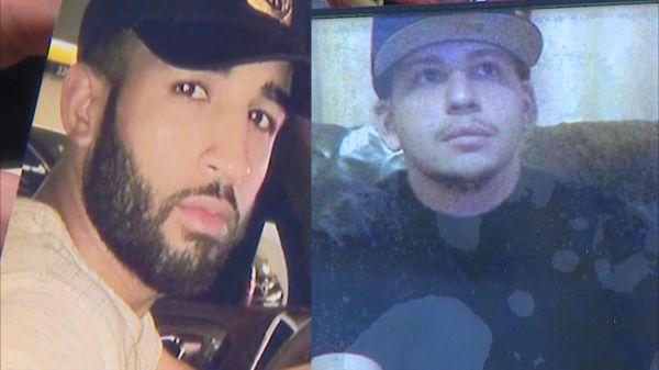 Aaron Anderson (left) and Antonio Vega Jr. (right) were found shot1.jpg