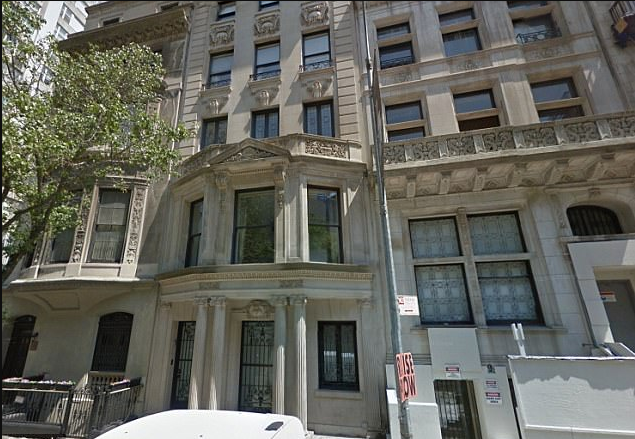 Charles Murphy's limestone townhouse on 67th street, NY is listed on the market at $36 million still on the market for $36million.png