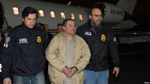 El Chapo arrives New York1