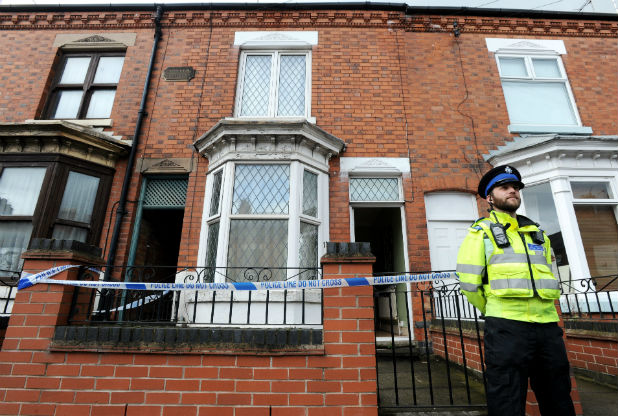 The attack allegedly took place in Turner Road, off Uppingham Road.jpg