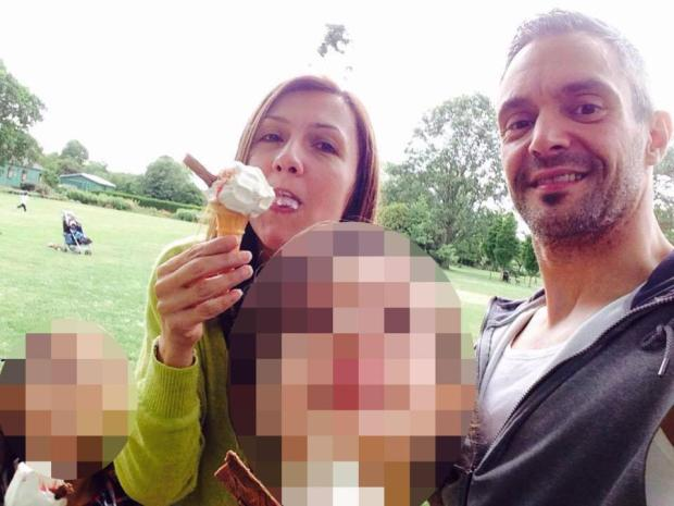 Victim:Mother-of-two Aysha Frade was crushed under a bus2.jpg