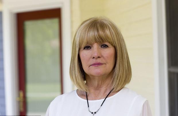 Adrian Jones' grandmother, Judy Conway