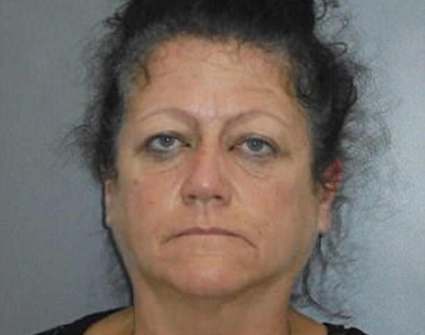 Bite killer Jennifer Lea Collins, gnawed elderly client to death