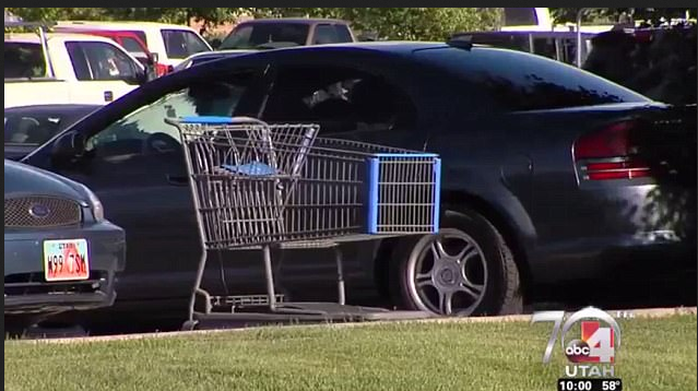 Tori Castillo allegedly locked her two kids in the trunk of this dark Chevrolet sedan [photo].png