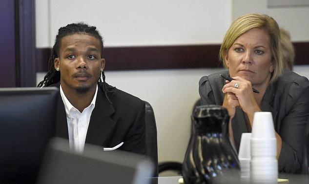 Brandon Banks Maurice Banks in court on June19.png