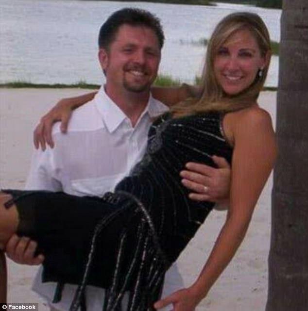 Brooke Lajiness with husband David.jpg
