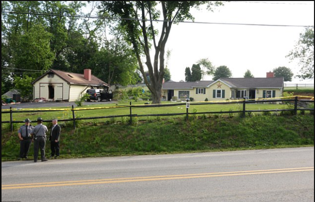 Firefighters were called to the Arnau family's home in Strasburg1.png