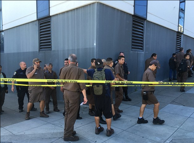 UPS left reeling after a shooting at a UPS warehouse and customer service center in San Francisco on Wednesday.png