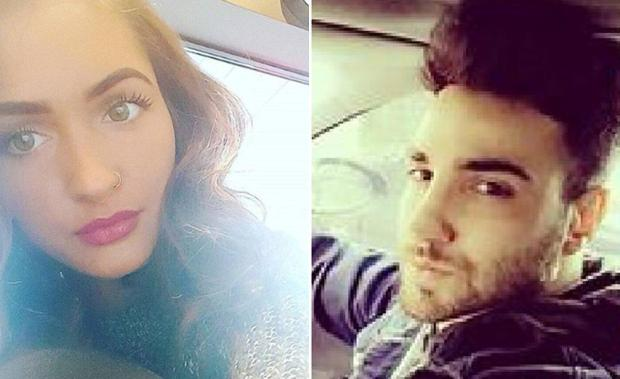Ager Hasan was charged with second-degree murder in the fatal stabbing of Melinda Vasilije 1.jpg