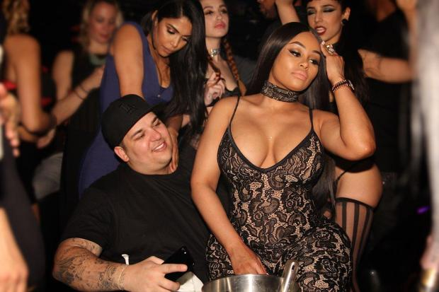 Blac Chyna and Rob Kardashian partied at a strip club on Sunday evening1.jpg