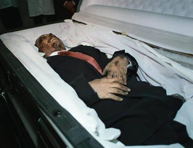 Fuentes died ia a Mexico City hospital while undergoing plastic surgery in 1997.jpg