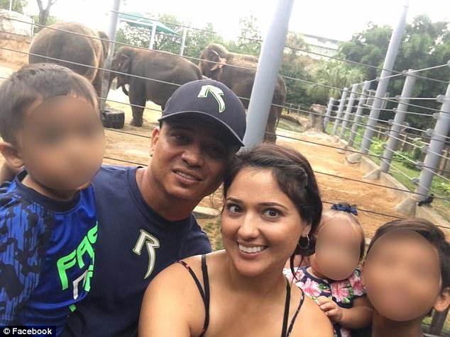 Gabriel  and Esmerelda  Cornejo and their three children 2.jpg
