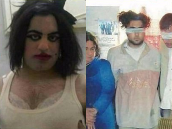 ISIS fighters attempt to flee war zone dressed as women 3.png