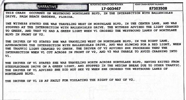Palm Beach police report on Venus Williams accident.jpg
