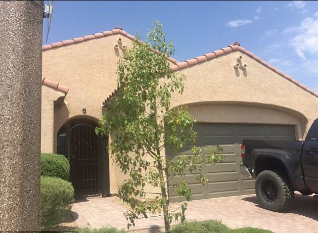 The Las Vegas residence of Dr John Lunar