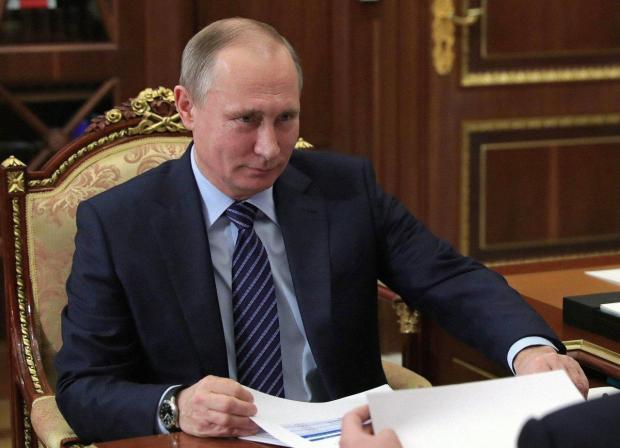 Vladimir Putin 1