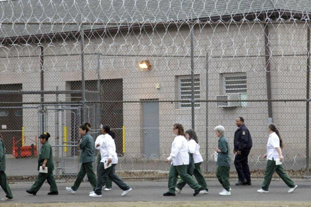 Westcdester County women's prison-visit