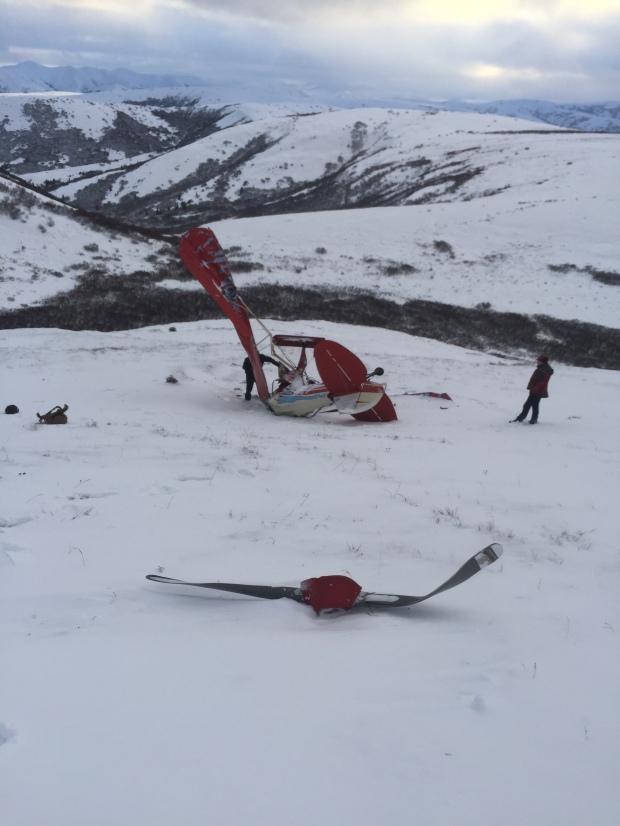 wreckage of the Matter's plane.jpg