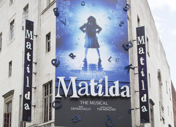 Barton took the pupil to see Matilda the musical.jpg