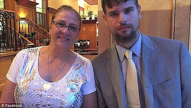 Linda Carman [[photo, left with her son, Nathan] disappeared and is presumed dead,