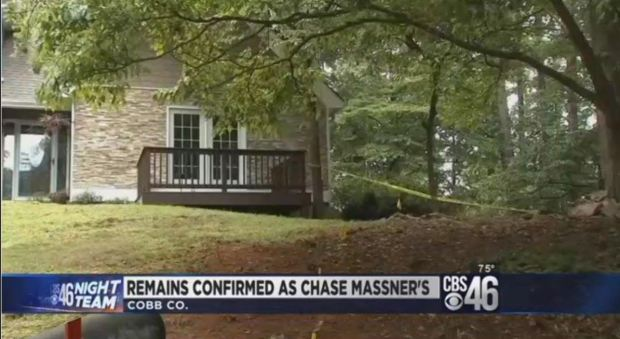 Massner's remains were found under a concrete slab at the home where Clement used to live
