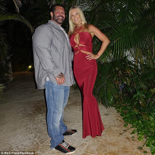 Piana's now girlfriend, Chanel Jansen, right 4.jpg