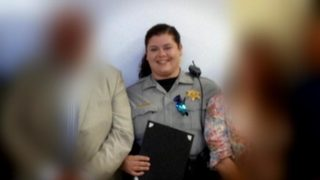 York County deputies Jennifer Forsythe 1