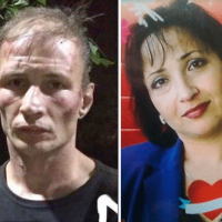 Dmitry Natalia Baksheev and Natalia Natalia Baksheeva, cannibal couple in Krasnodar, admit killing, eating more than 30 people