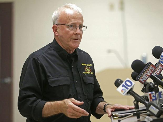Monroe County Coroner Bob Allen1