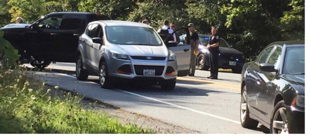 Police impounf Travis Frink's SUV.png