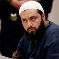 'Chelsea bomber' Ahmad Rahimi, found guilty of all charges associated with his 2016 terror bombing in NY and NJ that injured 30 people - faces life sentence